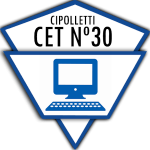 Entorno Virtual de Aprendizaje -  CET Nº30